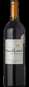 Château Montfollet Le Valentin Blaye Côtes de Bordeaux rouge