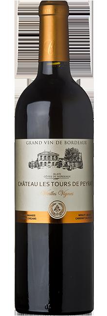 Château Les Tours de Peyrat Vieilles Vignes