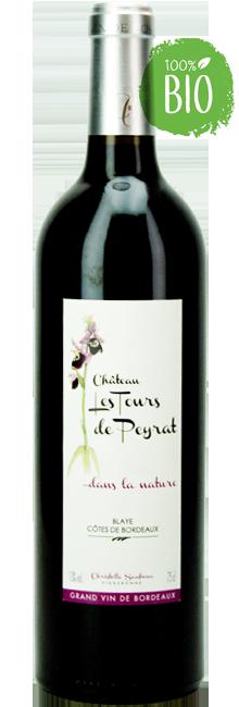 """Château Les Tours de Peyrat """"Dans la nature"""""""