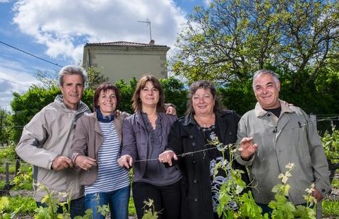 Familles Baudin, Jean Baptiste et Bonisset - Château Haut Prieur