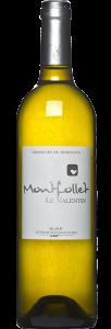 Château Montfollet Le Valentin Blaye Côtes de Bordeaux blanc